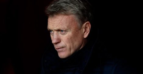 David Moyes: Home form can keep us up