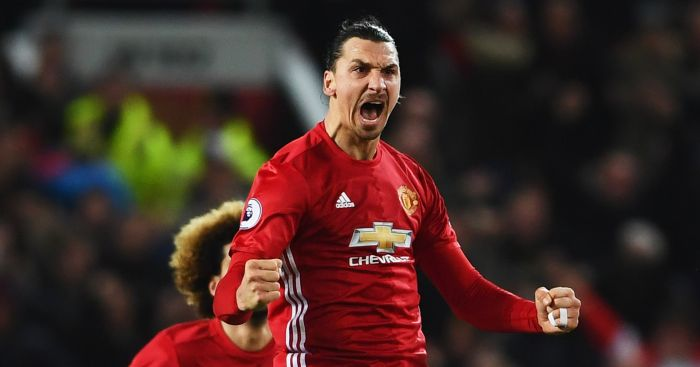 Zlatan Ibrahimovic: Takes centre stage