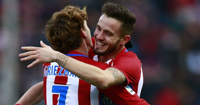 Griezmann and Niguez: Prime Man United targets
