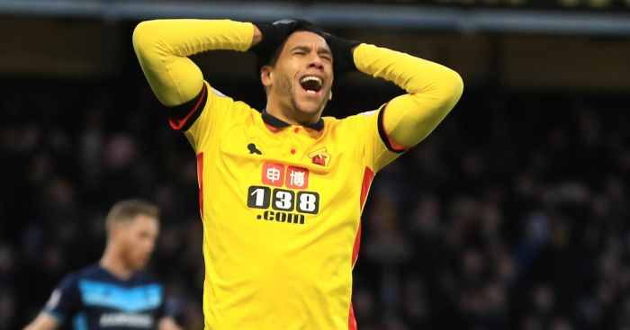 Etienne Capoue: Rues missed Watford chance