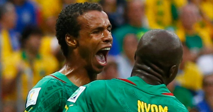 Joel Matip & Allan Nyom: Both rejected Cameroon call
