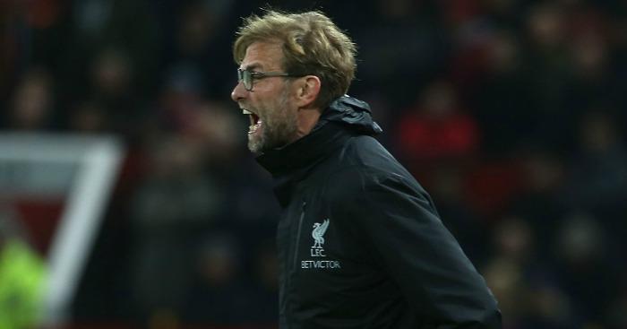 Jurgen Klopp: Please with Liverpool spirit
