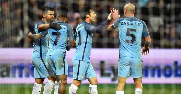 Man City: Into round four