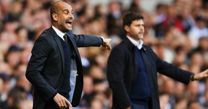 Guardiola, Pochettino: Man City host Spurs on Saturday