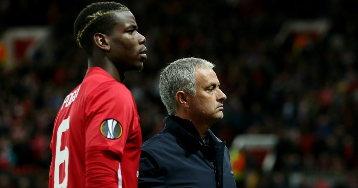 Jose Mourinho: Looking forward to Pogba v Pogba