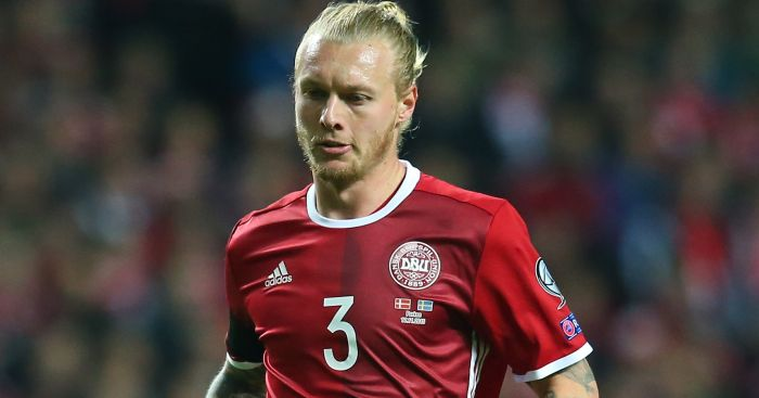 Simon Kjaer: on Chelsea radar