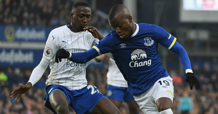 Wilfred Ndidi: Leicester new boy tracks Enner Valencia