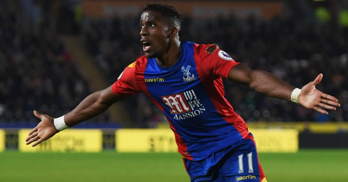 Wilfried Zaha: Linked with a move away from Palace