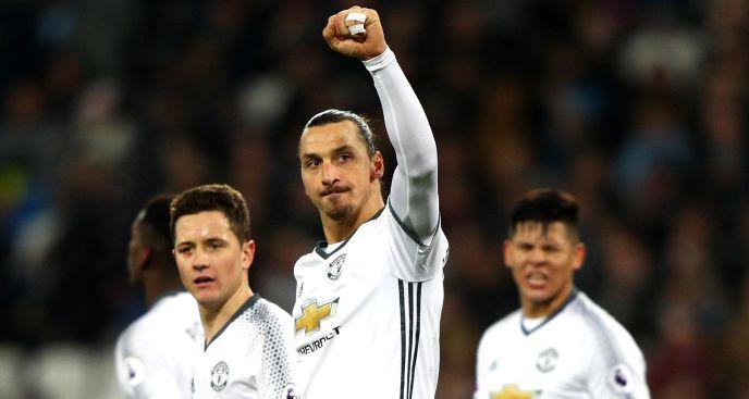 Zlatan Ibrahimovic: Makes sure of all three points