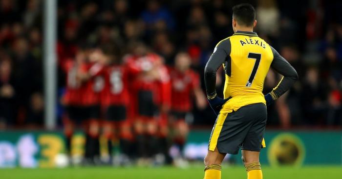 Alexis Sanchez: Quit talk played down by Wenger