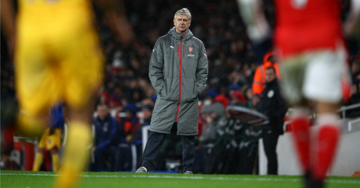 Arsene Wenger: Happy with win