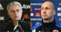 Mourinho v Stam: Man Utd host Reading
