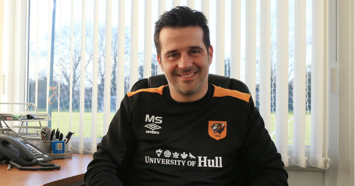 Marco Silva: New boss (picture courtesy of Hull City)