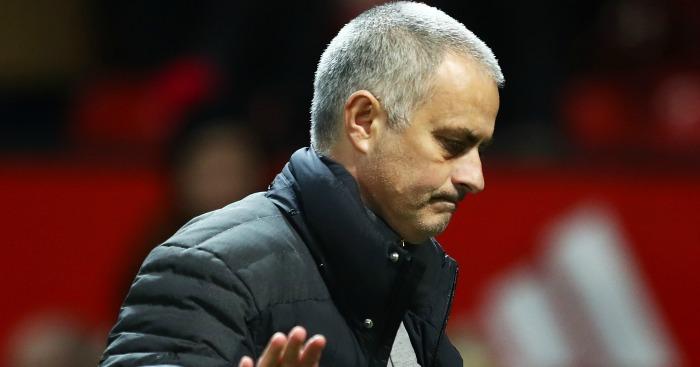 Jose Mourinho: Responded to Ferdinand