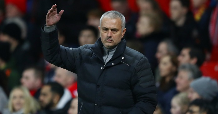 Jose Mourinho; Answered just three questions