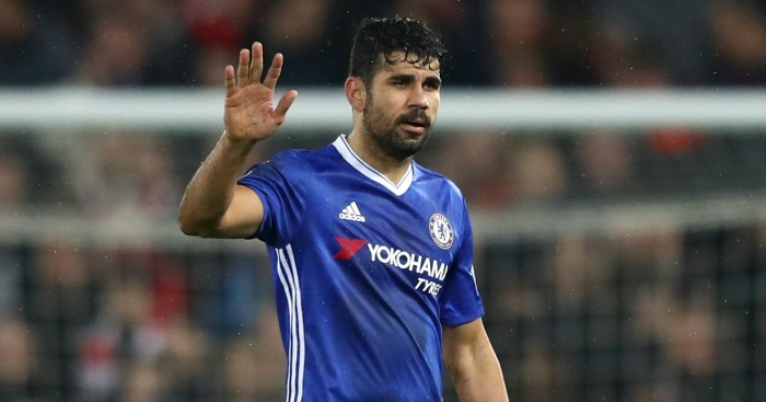 Diego Costa: Heading to China