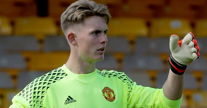 Dean Henderson: Back at United