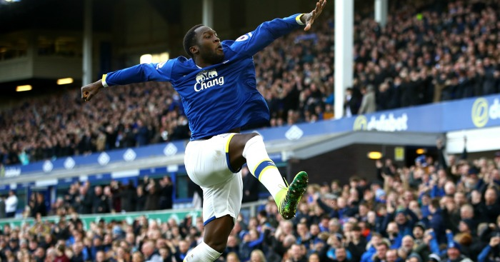 Romelu Lukaku: Scored four