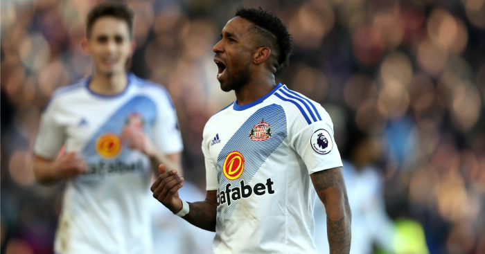 Jermain Defoe: Two goals