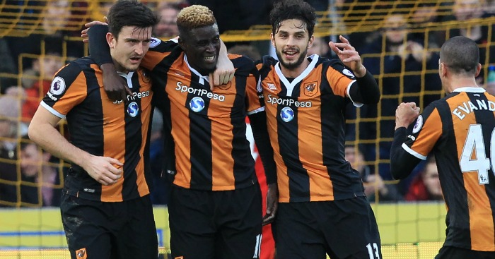 Hull: Defeated Liverpool