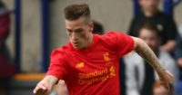 Ryan Kent: Being watched by Leeds