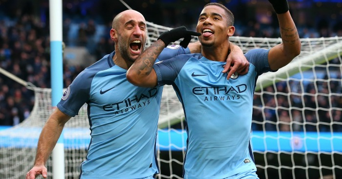 Gabriel Jesus: Great start at Manchester City