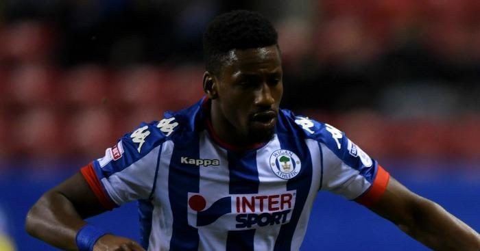 Omar Bogle: Signed for Wigan