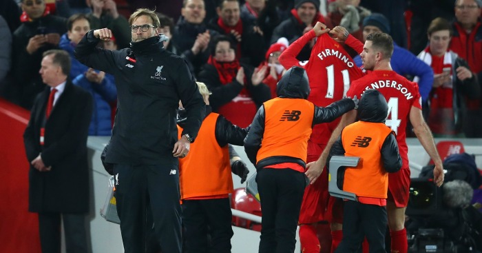 Jurgen Klopp: Played down title talk