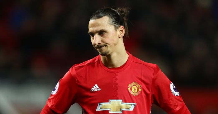 Zlatan Ibrahimovic: Already an Old Trafford hit