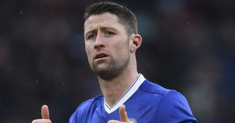 Gary Cahill: Could miss the FA Cup semi-final