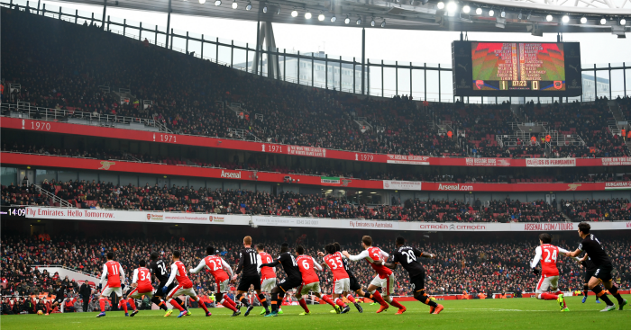 Arsenal: What was the attendance v Hull?