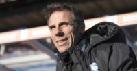 Gianfranco Zola: Looking for second win