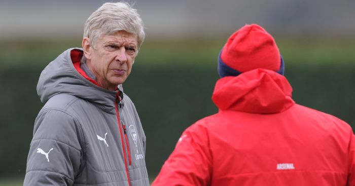 Arsene Wenger: Arsenal future is up in the air