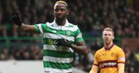 Moussa Dembele: Happy at Celtic