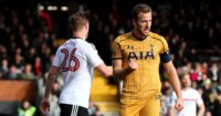 Harry Kane: Was among the goals at Fulham
