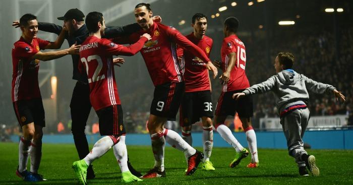 Zlatan Ibrahimovic: Scores winning goal