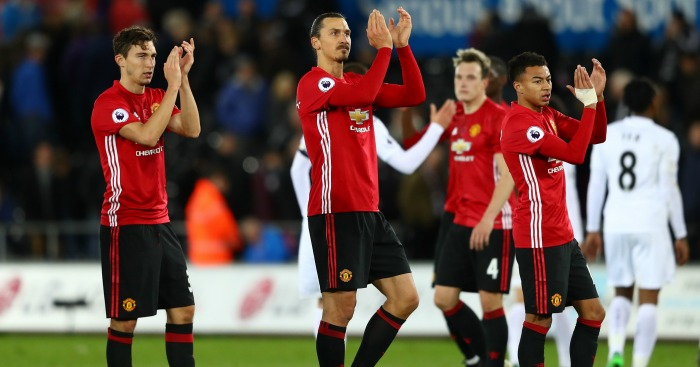 Darmian and Lingard: Labelled not good enough