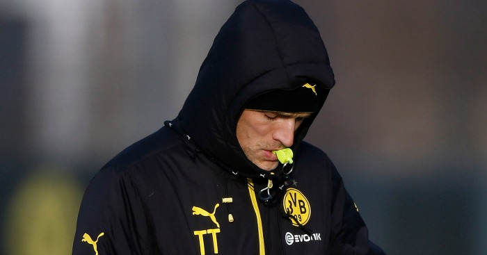 Thomas Tuchel: Unhappy with defeat