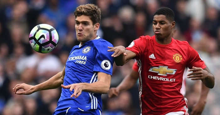 Marcus Rashford: Wants Chelsea revenge