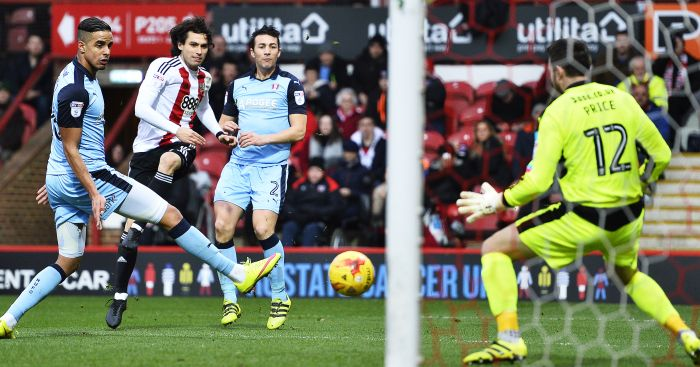 Jota: Lashes home for Brentford