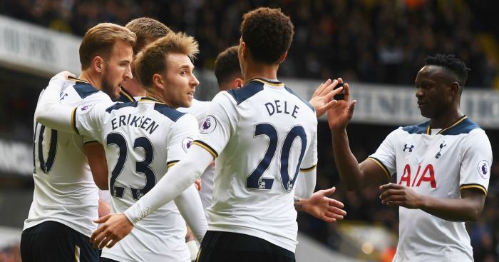 Tottenham: Pushing Chelsea all the way