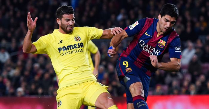 Mateo Musacchio: Reportedly wanted by Chelsea