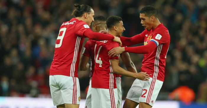 Chris Smalling: Backing Man United for more trophies