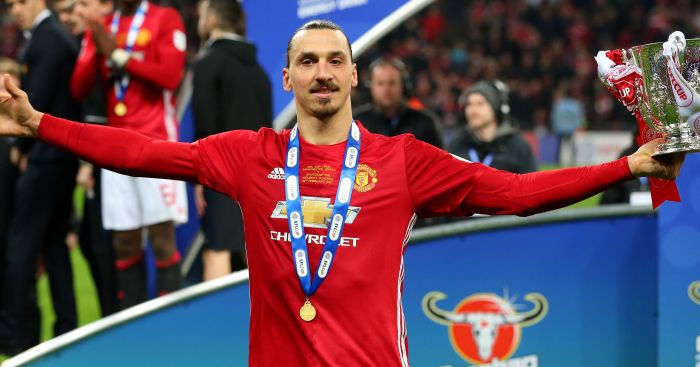 Zlatan Ibrahimovic: Has been a revelation at Man United