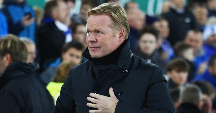 Ronald Koeman: Open to a return for Wayne Rooney