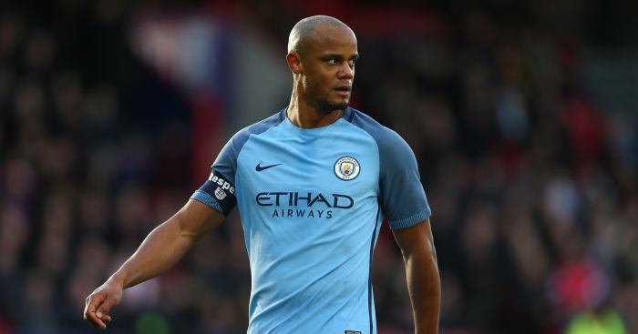 Vincent Kompany: Confident in Man City chances