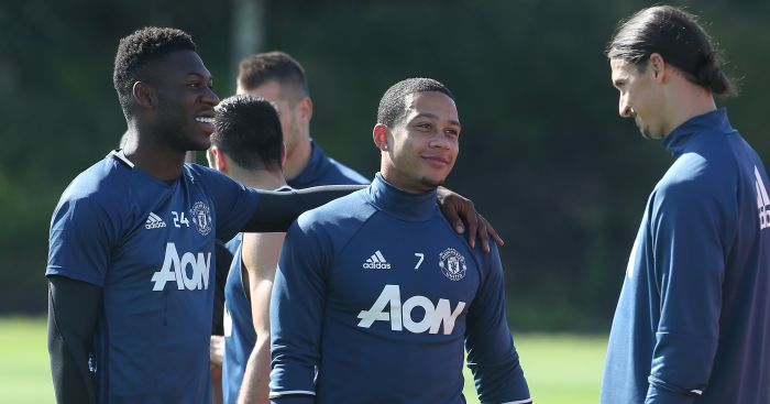 Memphis Depay: Struggled to adapt at Man United