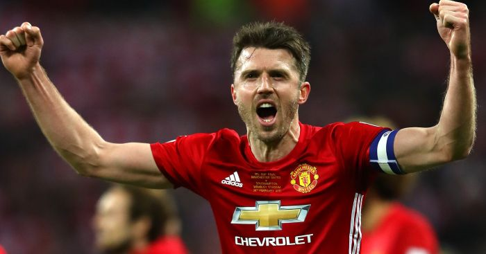 Michael Carrick: Claims injuries shouldn't be an excuse