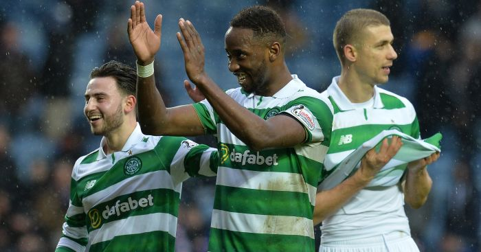 Moussa Dembele: Is ready to leave Celtic this summer