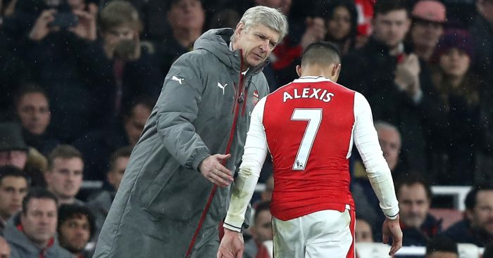 Alexis Sanchez: Arsenal future is now in question